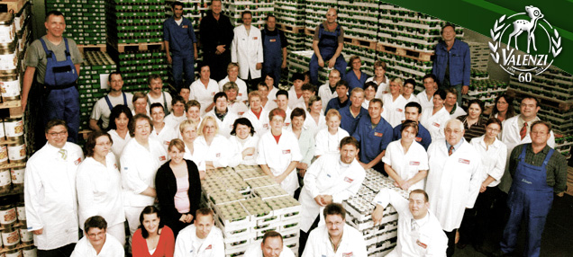 Valenzi Produktion